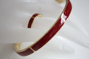 American Vintage Bangle dark red-gold-colored