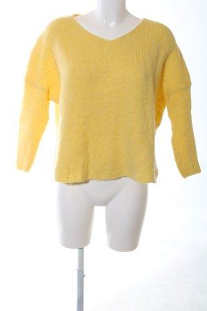 American Vintage Wool Sweater primrose casual look