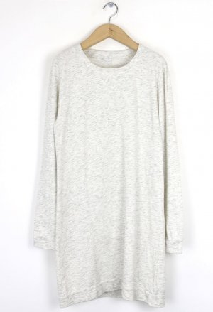 American Vintage Yoga Melange Kleid Longshirt Sweatshirt Sweater Oversized M L
