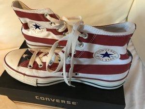 Amerika Converse Chucks American Flag USA
