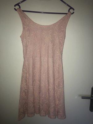 Amisu Midi Dress pink