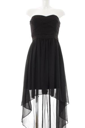 Amisu Abendkleid schwarz Elegant