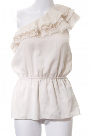 Amisu Sleeveless Blouse natural white casual look