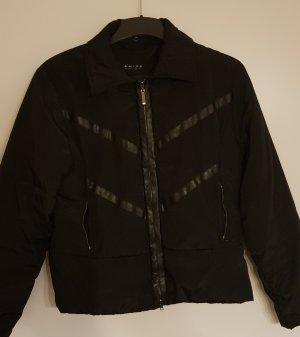 Amisu Quilted Jacket black