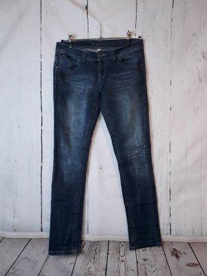 Amisu Jeans - Gr. 31 - blau