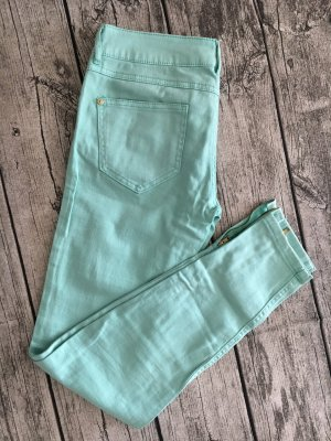 Amisu Tube Jeans mint