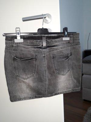 Amisu Jeans Rock Größe 34