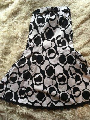 Amisu Kleidchen Trägerlos