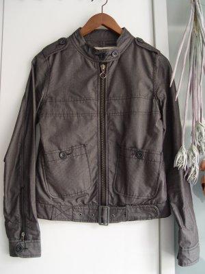 Amisu, leichte Jacke im Biker-Stil Gr.34