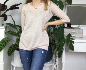 Amisu Knitted Jumper multicolored mixture fibre