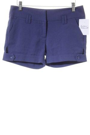 Amisu Shorts dunkelblau klassischer Stil