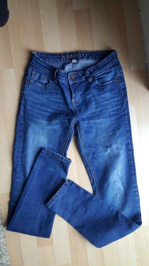Amisu Skinny Jeans Hose, Gr.36/38