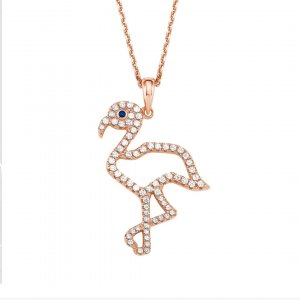 amor Collier or rose