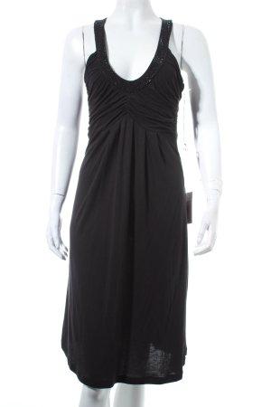 Amor & Psyche Robe de soirée noir élégant