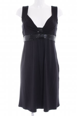 Amor & Psyche Babydoll Dress black elegant