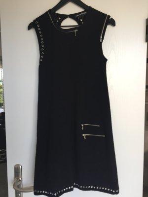 AMOR &PSYCHE Cashmere Kleid schwarz