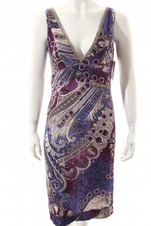 Amor & Psyche Kleid Paisleymuster extravaganter Stil