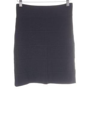 Amor & Psyche Mini-jupe noir style décontracté