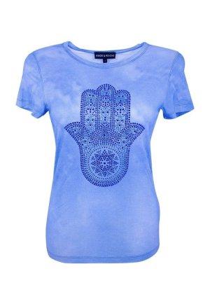 Amor & Psyche T-shirt lichtblauw