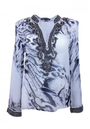Amor & Psyche Tunic multicolored