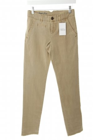 Amor, Trust & Truth Slim Jeans beige Casual-Look