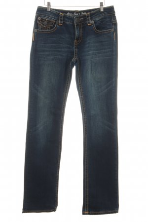 "Amor, Trust & Truth Jeans slim fit ""Kate"" blu scuro"