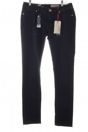 Amor, Trust & Truth Slim Jeans black casual look