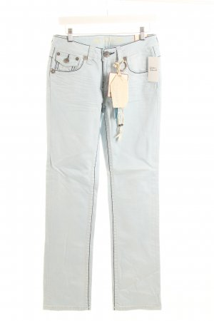 Amor, Trust & Truth Straight-Leg Jeans himmelblau Casual-Look