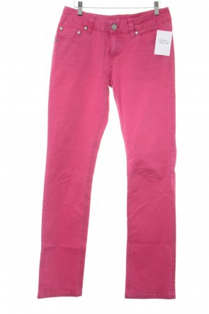Amor, Trust & Truth Straight Leg Jeans pink extravagant style