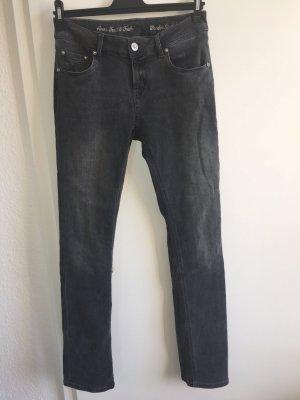 Amor, Truth & Trust Wonder Stretch Jeans Stella W40 in Grau
