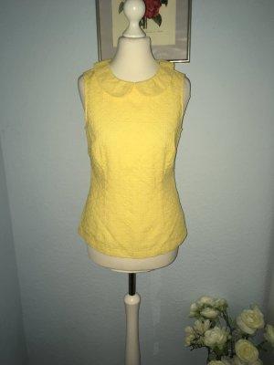 Amphora Top giallo pallido