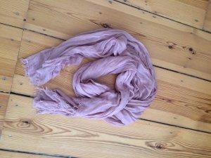 Amrican Vintage Schal - rosé - XXL Schal