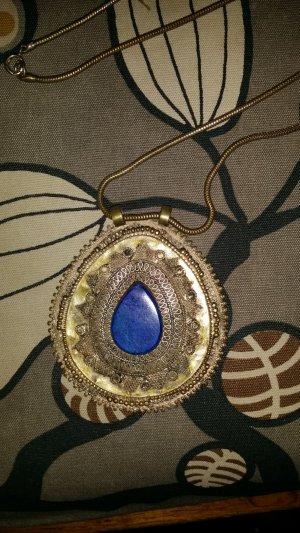 Amulett tibet silber