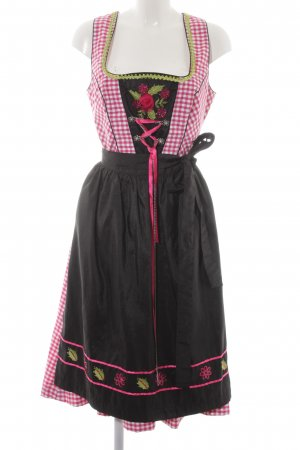 Amy Vermont Dirndl check pattern country style