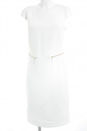 Amy Vermont Sheath Dress natural white elegant