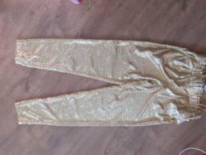 Amy Vermont Pantalone palazzo oro