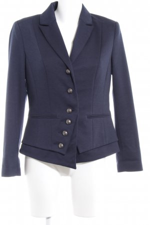 Amy Vermont Jersey Blazer dark blue navy look