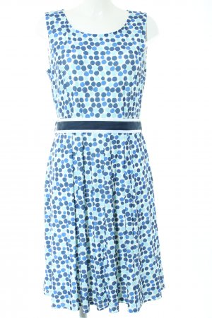 Amy Vermont Shortsleeve Dress allover print casual look