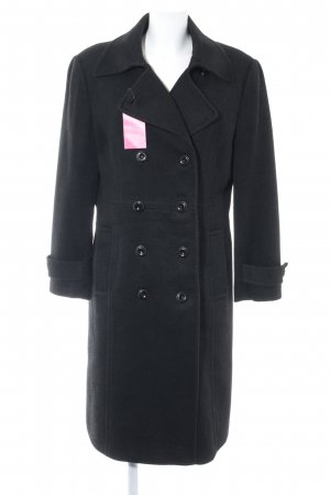 Amy Vermont Pea Coat black casual look