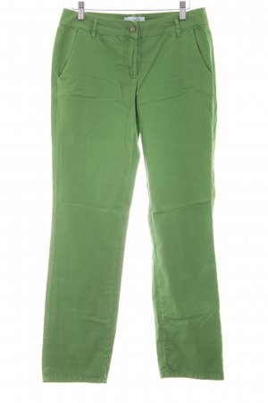 Amy Vermont Pantalone jersey verde stile casual