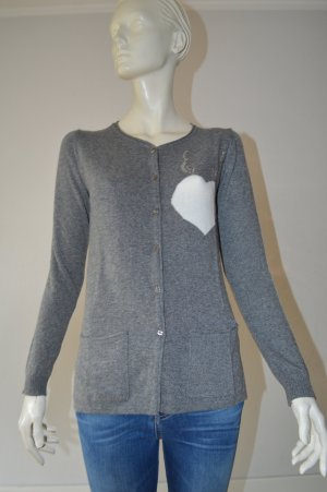 Amy Vermont Knitted Sweater grey viscose