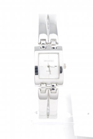 Amy Vermont Watch With Metal Strap silver-colored classic style