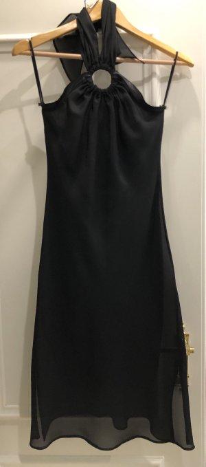 Ange Paris Halter Dress black