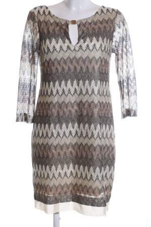 Ana Alcazar A Line Dress allover print classic style