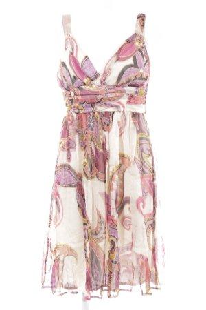 Ana Alcazar A-Linien Kleid florales Muster Party-Look