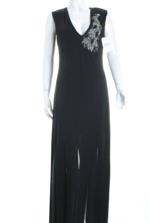 Ana Alcazar Abendkleid schwarz Eleganz-Look
