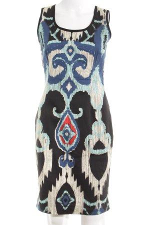 Ana Alcazar Etuikleid abstraktes Muster Elegant
