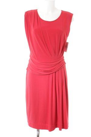Ana Alcazar Sheath Dress red party style