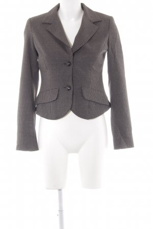 Ana Alcazar Jerseyblazer grau Business-Look