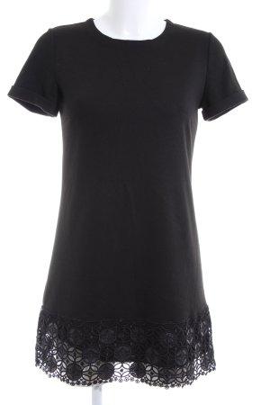 Ana Alcazar Jersey Dress black casual look